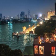 Отель Amdaeng Bangkok Riverside Hotel Таиланд, Бангкок - отзывы, цены и фото номеров - забронировать отель Amdaeng Bangkok Riverside Hotel онлайн пляж