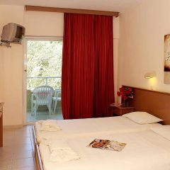 Отель Princess Flora Родос комната для гостей