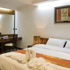 Отель Baywalk Residence Pattaya By Thaiwat сейф в номере