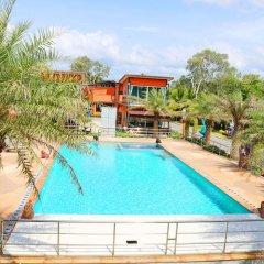 Отель Rattana Resort Ланта бассейн фото 2