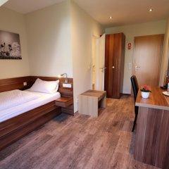 Hotel Klosterbräustuben сейф в номере