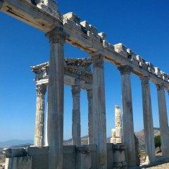 Pergamon Pension Турция, Дикили - отзывы, цены и фото номеров - забронировать отель Pergamon Pension онлайн пляж
