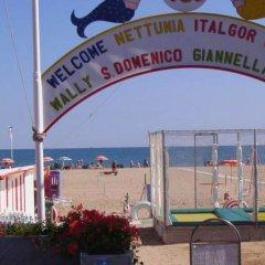 Отель Giannella Римини пляж