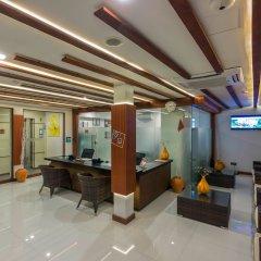 Отель Plumeria Maldives интерьер отеля
