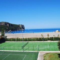 Отель Borgo di Fiuzzi Resort & Spa спортивное сооружение