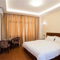 Отель Xiamen Tianhaixuan Holiday Villa Китай, Сямынь - отзывы, цены и фото номеров - забронировать отель Xiamen Tianhaixuan Holiday Villa онлайн комната для гостей фото 2