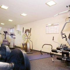 Advantage Hotel фитнесс-зал фото 2