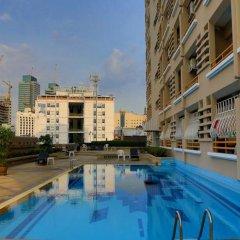 Отель L.A. Tower Bangkok бассейн