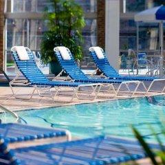 Отель Minneapolis Airport Marriott Блумингтон бассейн фото 2