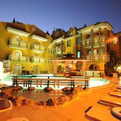 Отель Rayon Apart Мармарис вид на фасад