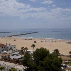 Отель TURIM Algarve Mor Hotel Португалия, Портимао - отзывы, цены и фото номеров - забронировать отель TURIM Algarve Mor Hotel онлайн пляж фото 2