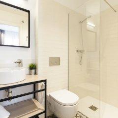 Апартаменты Aspasios Poblenou Apartments ванная фото 2
