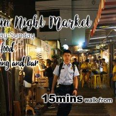 Wake Up Hostel Bangkok Бангкок питание фото 2