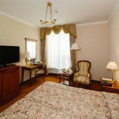 Гранд Отель Эмеральд 5* Стандартный номер разные типы кроватей фото 2