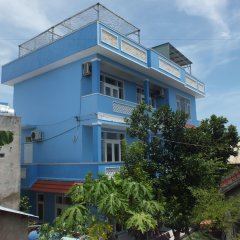 Отель Quynh Long Homestay с домашними животными