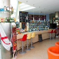 Отель Ivana Palace Солнечный берег гостиничный бар