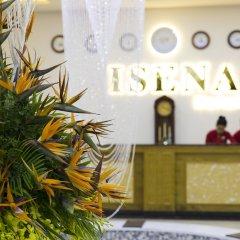 Isena Nha Trang Hotel Нячанг интерьер отеля