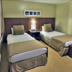 Hotel Deville Business Curitiba комната для гостей