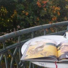 Отель Pensjonat Eden Польша, Сопот - отзывы, цены и фото номеров - забронировать отель Pensjonat Eden онлайн балкон