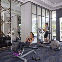 Отель U Sathorn Bangkok фитнесс-зал фото 4