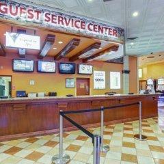 Отель Silver Sevens Hotel & Casino США, Лас-Вегас - отзывы, цены и фото номеров - забронировать отель Silver Sevens Hotel & Casino онлайн интерьер отеля фото 3