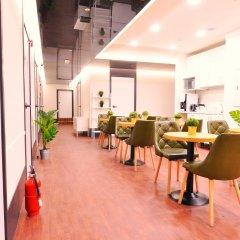 Air Hostel Myeongdong Сеул питание