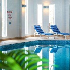 Отель Edinburgh Capital Hotel Великобритания, Эдинбург - отзывы, цены и фото номеров - забронировать отель Edinburgh Capital Hotel онлайн бассейн фото 3