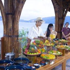Отель MerPerle Hon Tam Resort Вьетнам, Нячанг - 2 отзыва об отеле, цены и фото номеров - забронировать отель MerPerle Hon Tam Resort онлайн питание фото 2