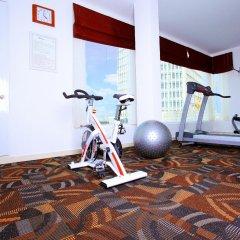 Saigon Hotel фитнесс-зал