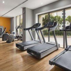 Ramada Hotel & Suites by Wyndham JBR Дубай фитнесс-зал фото 4