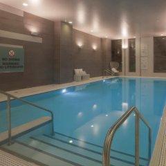 Отель Hilton Columbus Downtown США, Колумбус - отзывы, цены и фото номеров - забронировать отель Hilton Columbus Downtown онлайн бассейн фото 2