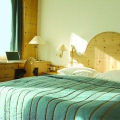 Отель Morosani Posthotel Davos Швейцария, Давос - отзывы, цены и фото номеров - забронировать отель Morosani Posthotel Davos онлайн комната для гостей фото 2