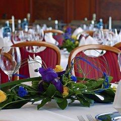 Отель Ringhotel Warnemünder Hof питание фото 3