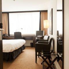 Отель Progress Hotel Бельгия, Брюссель - 2 отзыва об отеле, цены и фото номеров - забронировать отель Progress Hotel онлайн комната для гостей фото 5