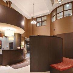Отель Best Western Premier Freeport Inn Calgary Airport Канада, Калгари - отзывы, цены и фото номеров - забронировать отель Best Western Premier Freeport Inn Calgary Airport онлайн спа фото 2