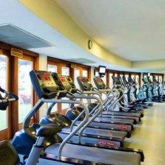 Отель Villa La Estancia Beach Resort & Spa фитнесс-зал