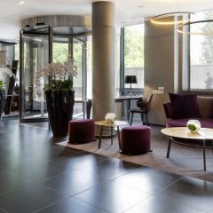 Ac Hotel Paris Porte Maillot Париж интерьер отеля