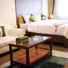 Отель Triple 8 Inn Bangkok Таиланд, Бангкок - отзывы, цены и фото номеров - забронировать отель Triple 8 Inn Bangkok онлайн комната для гостей фото 5