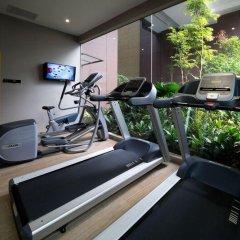 Hotel Mi фитнесс-зал
