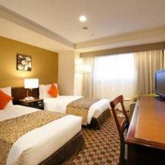 Отель Ginza Nikko Hotel Япония, Токио - отзывы, цены и фото номеров - забронировать отель Ginza Nikko Hotel онлайн комната для гостей фото 3