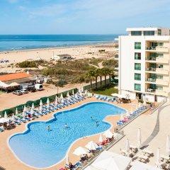 Отель Dunamar пляж фото 2