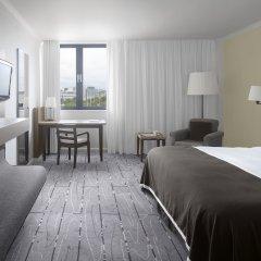 Radisson Blu Waterfront Hotel, Jersey комната для гостей