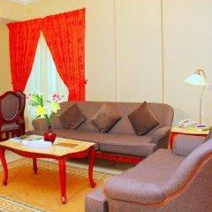 Отель Emirates Stars Hotel Apartments Sharjah ОАЭ, Шарджа - 1 отзыв об отеле, цены и фото номеров - забронировать отель Emirates Stars Hotel Apartments Sharjah онлайн комната для гостей
