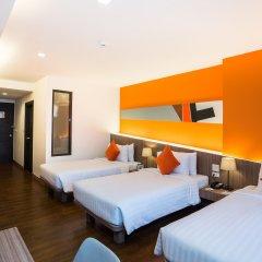 J Inspired Hotel Pattaya комната для гостей фото 4