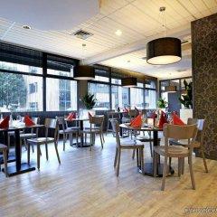 Отель Tulip Inn Antwerpen Антверпен питание