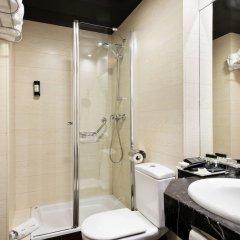Отель Abba Santander Hotel Испания, Сантандер - отзывы, цены и фото номеров - забронировать отель Abba Santander Hotel онлайн ванная фото 2