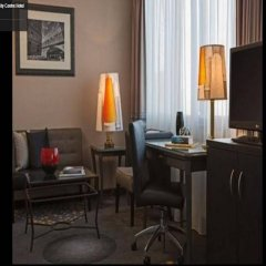 Renaissance Manchester City Centre Hotel удобства в номере фото 2