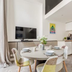 Отель Edgar Suites Paris Richelieu 2 в номере