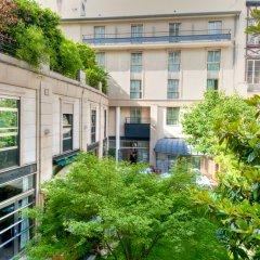 Отель Ampère Франция, Париж - отзывы, цены и фото номеров - забронировать отель Ampère онлайн