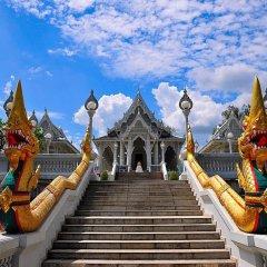 Отель The Kim Таиланд, Краби - отзывы, цены и фото номеров - забронировать отель The Kim онлайн приотельная территория фото 2